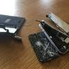 車にひかれたiPhone SEからSIMを取出しデータ復旧