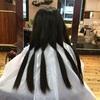 7歳お嬢も、初めてのヘアドネーション