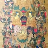准胝仏母と十六善神