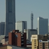 JR根岸線 横浜の街