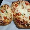 パンにピザに小豆ぜんざい♪これぐらいは朝飯前ね。