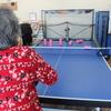 卓球療法は、なぜ機能訓練に向いているか。その5~少人数で出来る