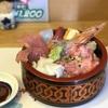 おまかせ丼 - 宇多美寿司
