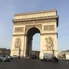 2014年ロンドン・パリ旅行⑤ パリ 凱旋門