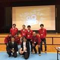 【サンドアート岐阜】下呂市の小学校でパフォーマンス公演