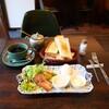 【マルサンカフェ】ちょっといいが詰まったモーニング(中区大手町)