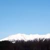 御嶽山(御岳山)の絶景撮影27・2020年3月26日(雪景)