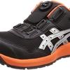 Boaフィットシステムで脱ぐ、履くが快適と人気 アシックス 安全靴 ウィンジョブ CP209