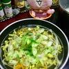 韓国の豆もやしでもやしスープ、もやしキムチのもやしづくしの夕食(∩´∀`)∩
