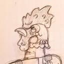 魔物と鶏の制作日記