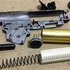 CYMA AK-104(CM040B) 分解の続き&メカボックス調整