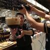 ブラッスリー セント・ベルナルデュス開店1周年パーティに参加しました。