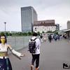 フウナ in リアル 2021・6月 お台場 ~ダイバーシティ東京~