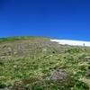 ◆'19/07/07~08     鳥海山・山頂小屋泊⑥…鳥海湖のそばを歩く