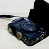 軽くて高画質のキヤノン製高級コンパクトデジカメ「G9X Mark II」をすっぽり覆うケースを購入。