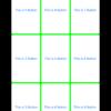 Xamarin.Forms の Grid でボーダーカラーを設定する