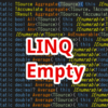 【C#,LINQ】Empty~空のシーケンスがほしいとき~