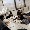 レッスンレポート)3/19リビングひろしまカルチャー倶楽部「タティングレースはじめの一歩」