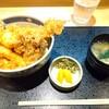 センター北の「さくさく」でさくさく天丼をいただく。天ぷら六種入りで1000円!ランチがかなりオススメできそうです。