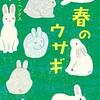 『春のウサギ』、こんなカバーです!