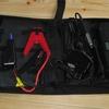 d0015 改良バーション RAVPower 14000mAh ジャンプスターター LED緊急ライト付き ( 550Aペック電流、12V車用、多重安全保護機能搭載) 大容量 カージャンプスターター