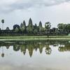 【カンボジア旅行】アンコール・ワットの第三回廊へ@シェムリアップ