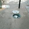 トイレ修理4-2(汚水管の樹木の根、詰り除去)