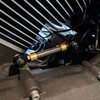 パーツ:Greene Brothers Designs「Carbon Fiber Center M8 Softail」