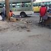 タンザニアで見つけた日本のお下がりバス達