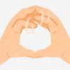 指にまつわる動詞とその用法