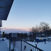 スキーでちょっとストレス発散 楽しめましたが寒い。