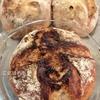 【天然酵母】ゴムベラで混ぜて作る「ドライプルーンとくるみの天然酵母パン」作り方・レシピ。