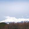 御嶽山(御岳山)の絶景撮影36・2020年4月12日①(雪景)