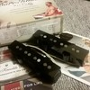 bareknuckle pickups J-bass60'sHF