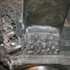 インド寺院の飾りと法隆寺の飾り