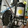 【猫ブログ】自宅で皮下点滴27回目&【自転車ブログ】朝チャリ&チェーンメンテ