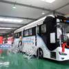 1日2万人のPCR検査が可能なPCR検査バスが四川省の各病院で稼働