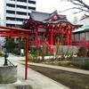 高層ビルの合間で七福神巡り!成子天神社に行ってみた