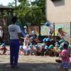 今日の幼稚園・・