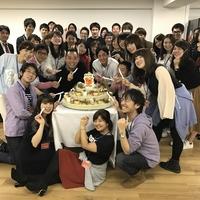 カスタマーサポートをプラチナ職種に!福岡オフィスの新スタートをお祝いしました #メルカリな日々 2017/3/24