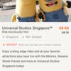 当日も購入可。USS、水族館、シンガポール動物園の割引チケットが買えるアプリ「KLOOK」
