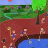 WEB絵本「御辛労の池」