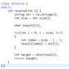 【LeetCode】7. Reverse Integer (Easy)