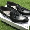 【イタリア名門靴】POLLINI(ポリーニ)のタッセルローファーを購入しました。