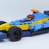 【自作LEGO】 F1 ルノー R25 (2005年)