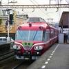 ネガNo.5から あちこち飛んで、名鉄7000系・近江鉄道の車両