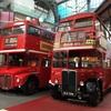 パリ・ロンドン旅行2018_Day4-2_ロンドン交通博物館