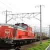 第1599列車 「 ロンチキ!DD51牽引の金沢工臨を狙う 」