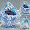 【初音ミク】1/7『雪ミク Snow Princess Ver.』完成品フィギュア【グッドスマイルカンパニー】より2021年3月発売予定♪