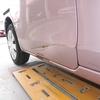 スペーシア(フェンダー・前後ドア・サイドシル)キズ・ヘコミ・ヒズミの修理料金比較と写真 初年度H26年、型式MK32S